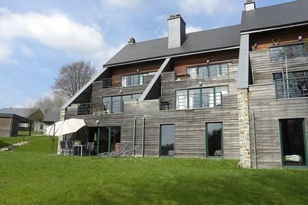 Un séjour au sommet de la Belgique - Waimes - Leilighet