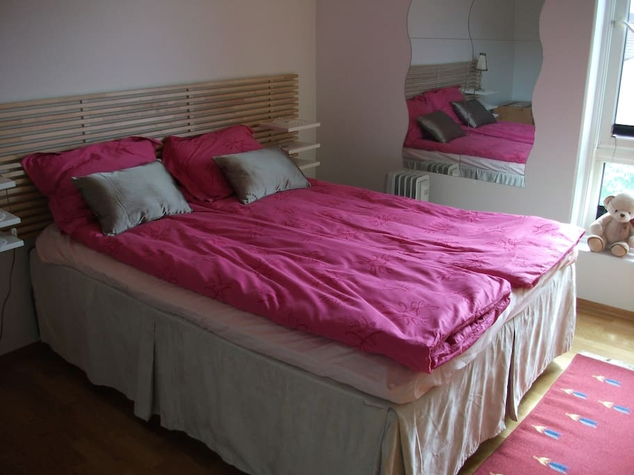 Double room (bed 150x200)