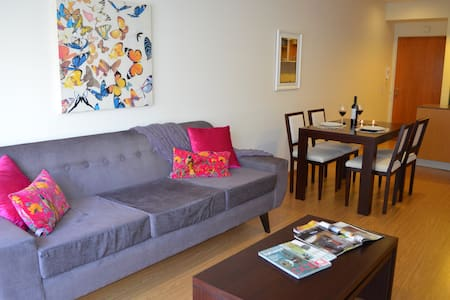 Luxury apartment in Belgrano with balcony!