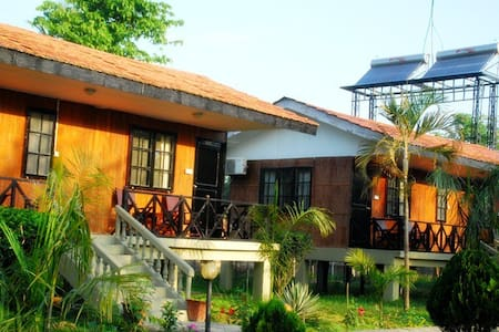 A Resort in Nepal - Chitwan