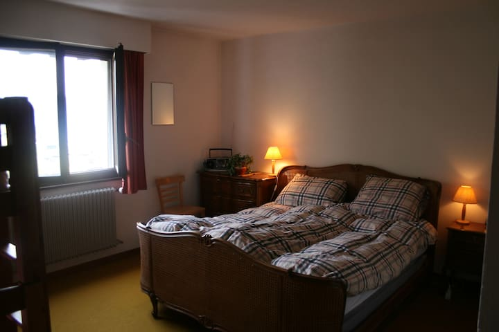 Luxurious apartment on the piste - Torgon - Byt