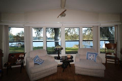 The Hernando Lake House