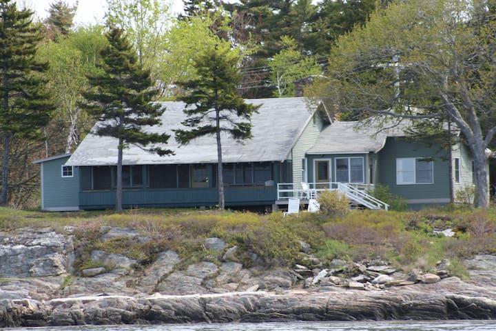 Harbor View cottage - Phippsburg - Cabin