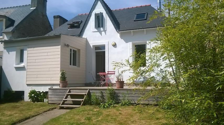 charmante petite maison en Pays Bigouden