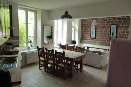 Chez Colleen, Brehal, France - Bréhal - Townhouse