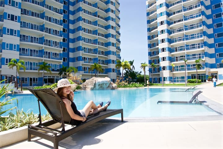 Chic Beach Studio Aprtment -  LAPU-LAPU CITY - Apartament