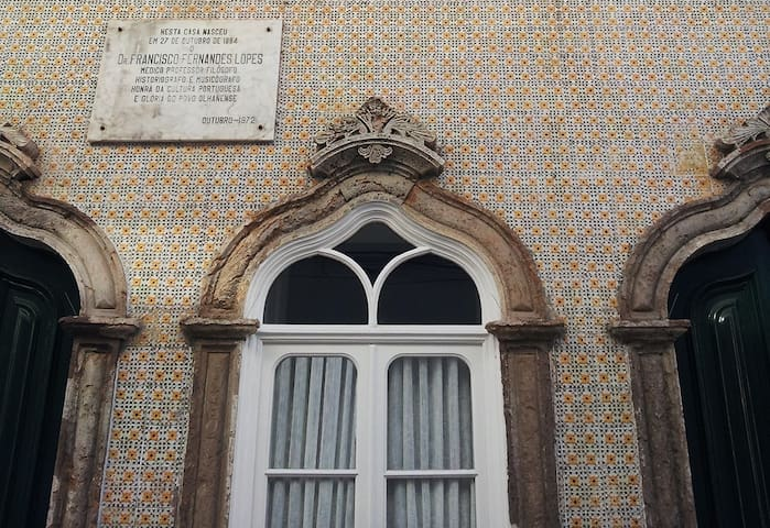 HISTORICAL BUILDING DOWNTOWN OLHÃO - Olhão - Ház