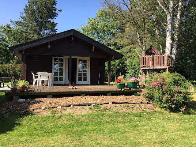 In cozy and peaceful surroundings - Gilleleje - Cottage