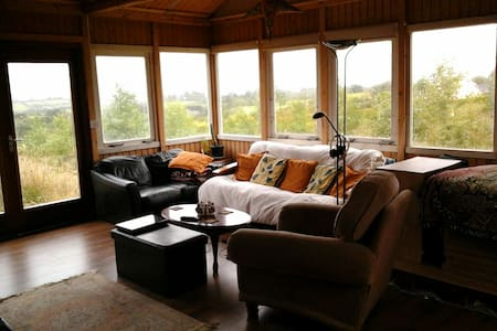 Shared room with panoramic view. - Scarriff - Bed & Breakfast