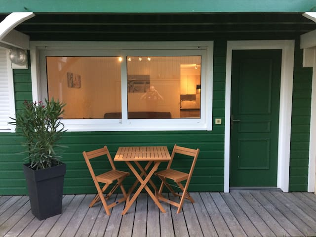 Studio proche plage et toutes commodités