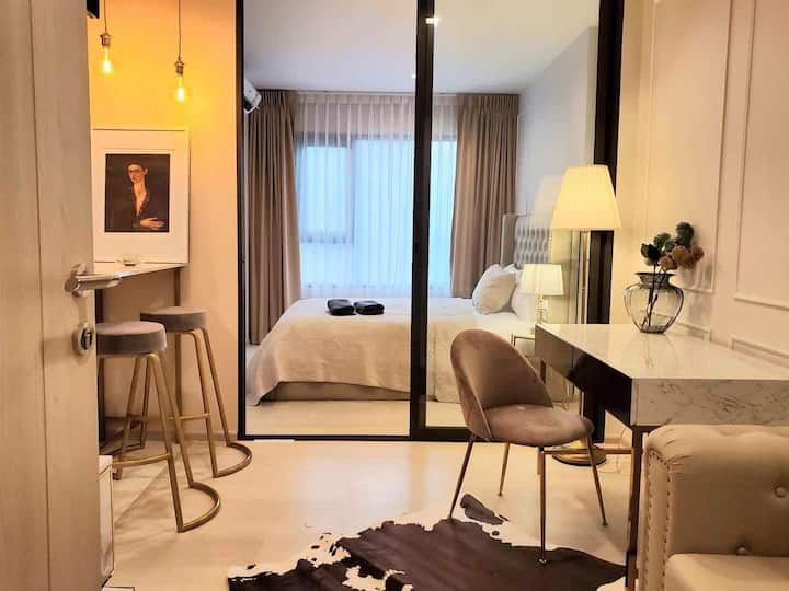 曼谷中心区Life轻奢公寓