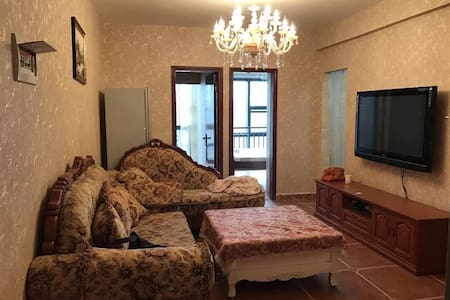 五星级欧式豪华装修,电梯公寓 - Luoyang Shi