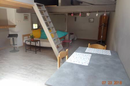 studio spacieux