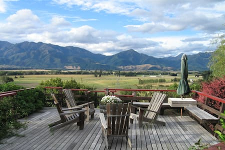 Riverview Lodge - Hanmer Springs