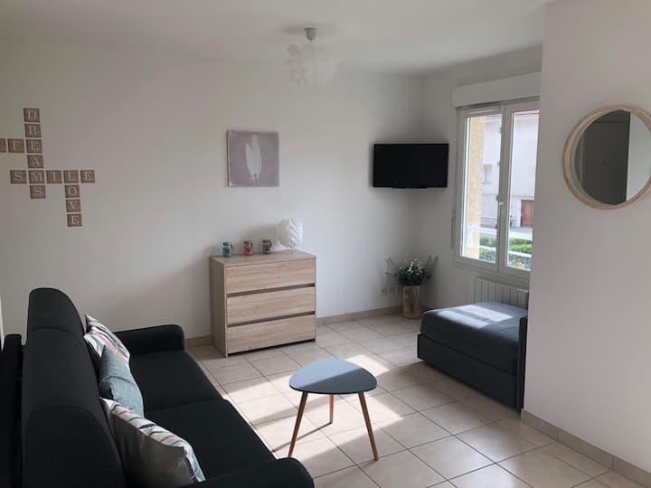 Apartment-Comfort-Private Bathroom