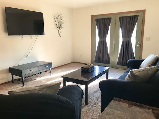 Spacious two bedroom with washer and dryer