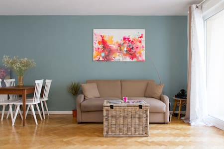 Lovely studio 5mn from PARIS La Villette - Le Pré-Saint-Gervais - Appartement
