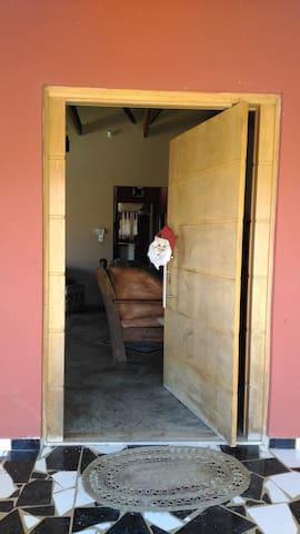 Chácara  no interior de SP - Pinhalzinho - Houten huisje