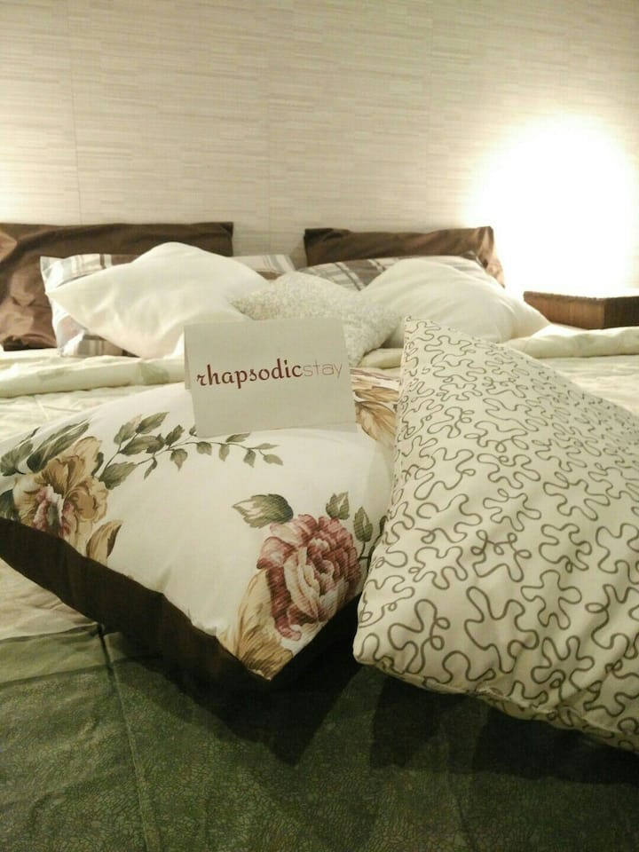 Rhapsodic Comfy Space BandungCenter