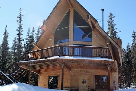 The Villa Colorado - Alma - Haus
