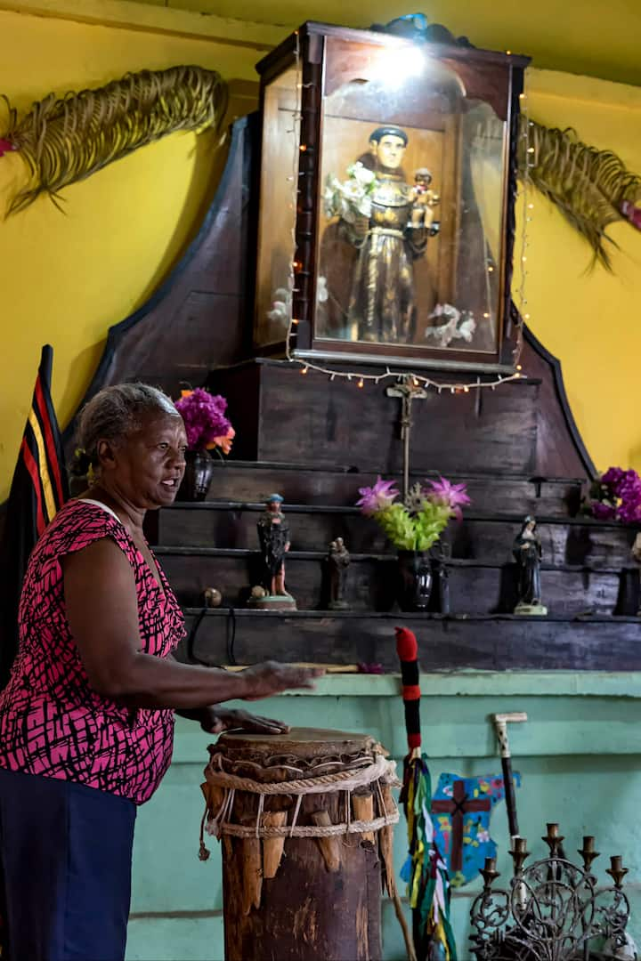 Discover the purest folclore of Trinidad