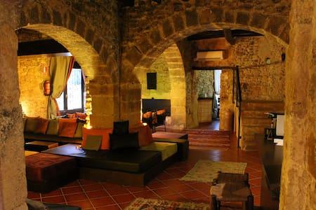 Pequeño y   encantador hotel Rural - Peralta - Oda + Kahvaltı