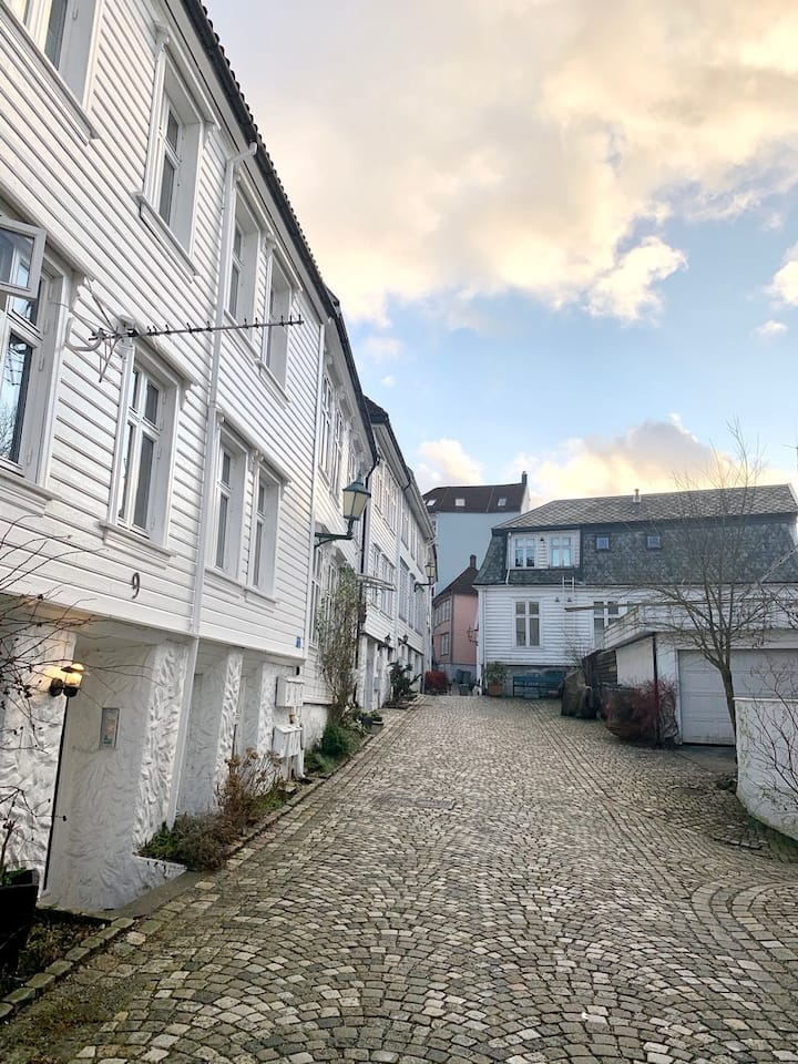 Apartment in the heart of Bergen