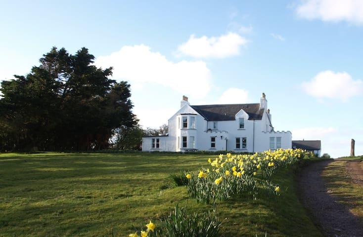Achaban House, Fionnphort, Isle of Mull