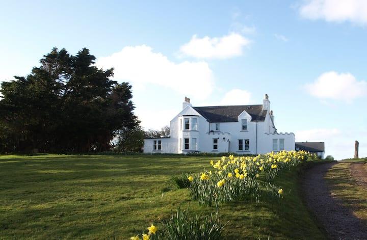 Achaban House: Mull, Iona, Staffa - Part Use