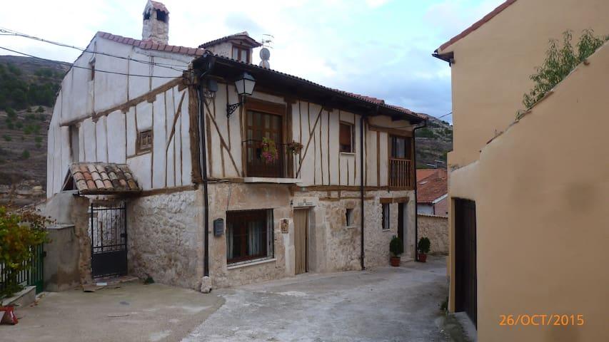 Casa Rural Marina 4 km de Peñafiel - Curiel de Duero - Casa
