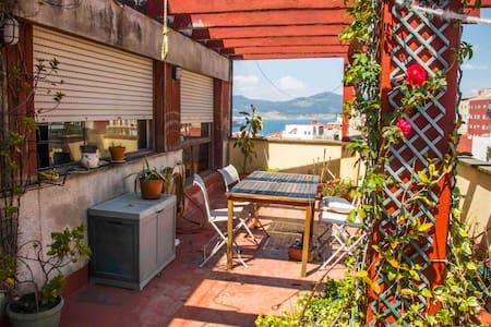 Apartamento centrico en Vigo, 2 hab - Vigo - อพาร์ทเมนท์