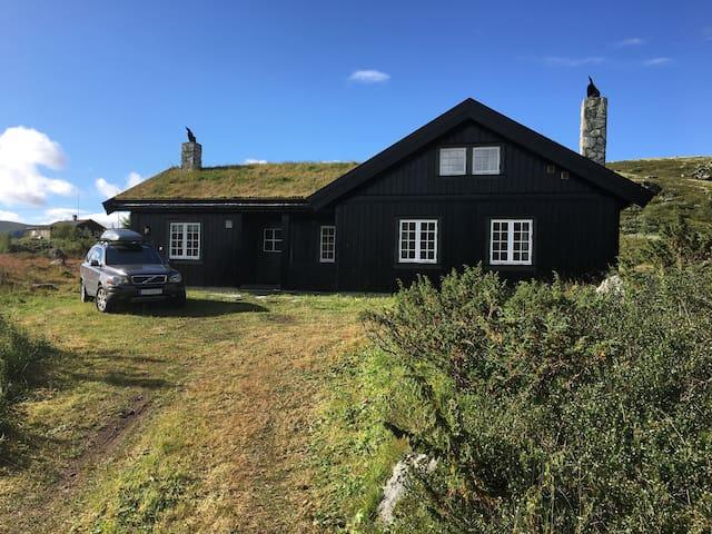 Stor, komfortabel hytte sentralt på Ustaoset