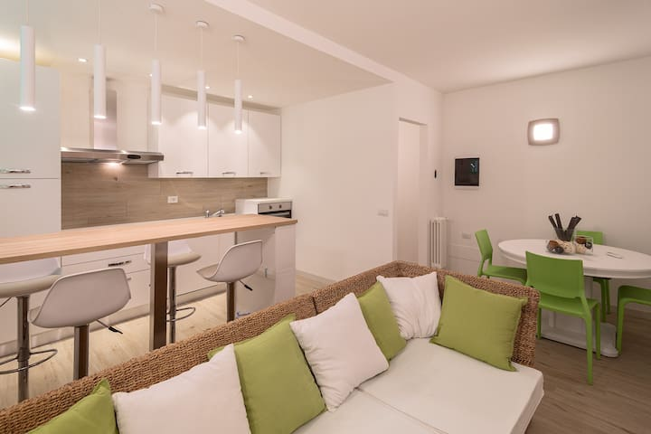 New and modern apartment in Sesto San Giovanni