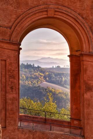 Il posto dove alloggiare a Bologna