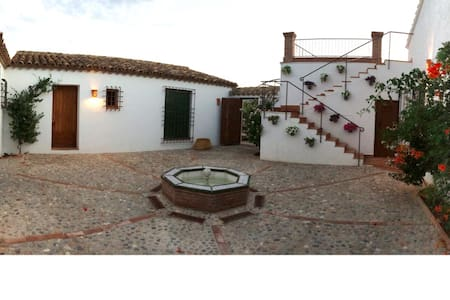 Lovely villa with swimming pool in Baza, Granada