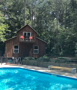 Atlanta entire 2 levels  family home pool house