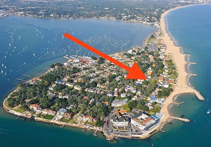 Double room in Sandbanks - Sandbanks - Apartment