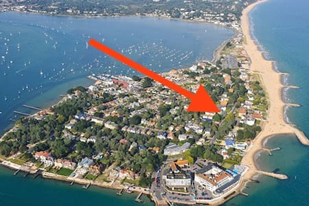 Double room in Sandbanks - Apartemen