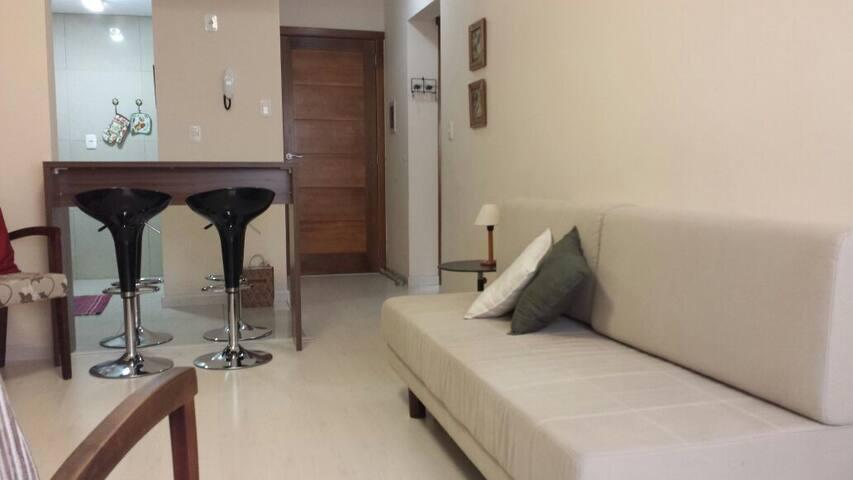 No centro de Canela-RS - Canela - Appartement
