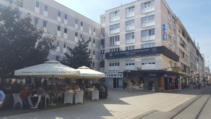 Apartment JASNA ***  (Osijek CENTER)
