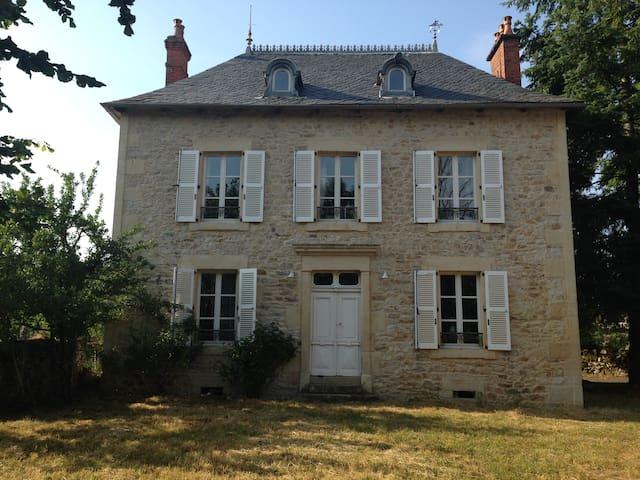 Maison bourgeoise et bucolique - Gabriac