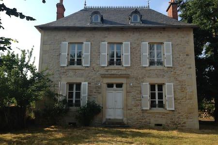 Maison bourgeoise et bucolique - Gabriac - Σπίτι
