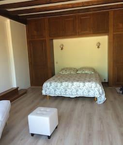 Appartement proche Fontainebleau - Vulaines sur seine  - บ้าน