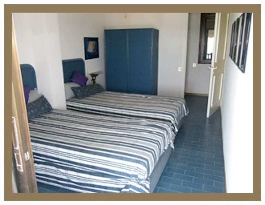 the other bedroom of the second floor