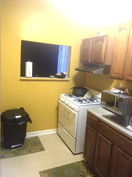 Kitchen. Spacious