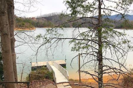Sybarite - Beautiful Watauga Lakefront - Butler - Maison