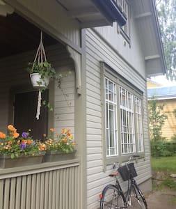 Tiny but cozy guest room - Hämeenlinna - Дом