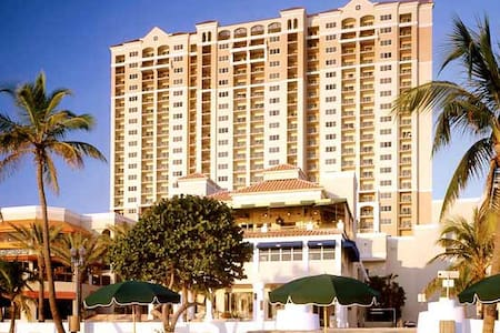 GORGEOUS BEACHFRONT TIMESHARE!! - Fort Lauderdale - Pis