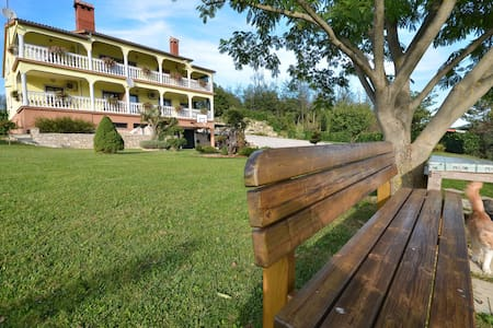 Apartments near waterfall and lake - Pazin - Apartament