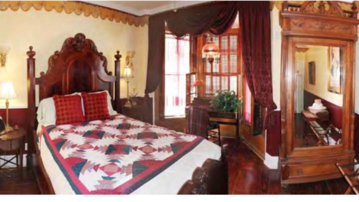 Bordello Room